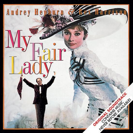 MY FAIR LADY - HARRISON/HEPBURNMY FAIR LADY - HARRISON/HEPBURN, , hi-res