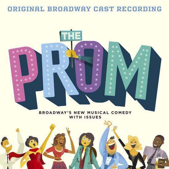 THE PROM: A NEW MUSICAL (ORIGINAL BROADWTHE PROM: A NEW MUSICAL (ORIGINAL BROADW, , hi-res