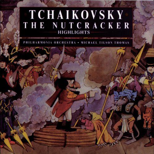 TCHAIKOVSKY: NUTCRACKER (HI-LIGHTS), , hi-res