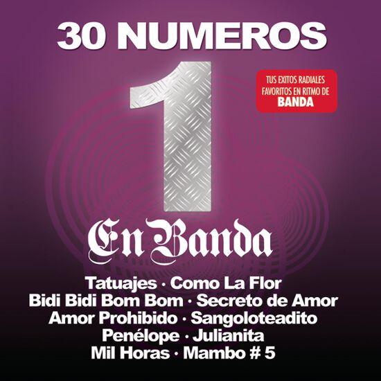 30 NUMERO 1 EN BANDA30 NUMERO 1 EN BANDA, , hi-res