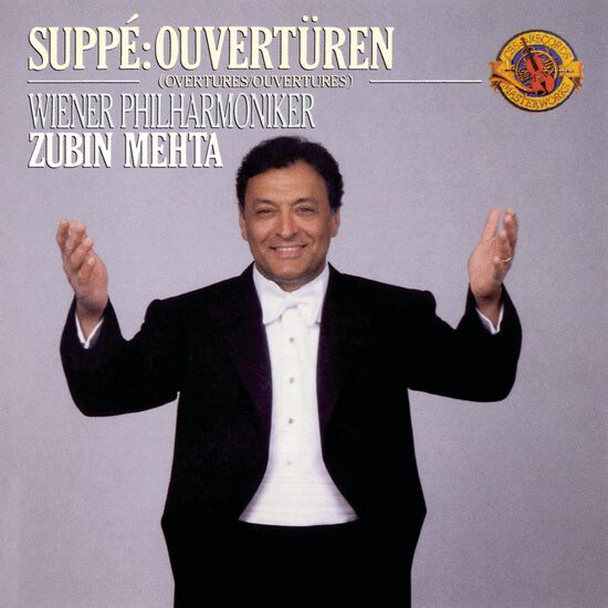 SUPPE: OVERTURESSUPPE: OVERTURES, , hi-res