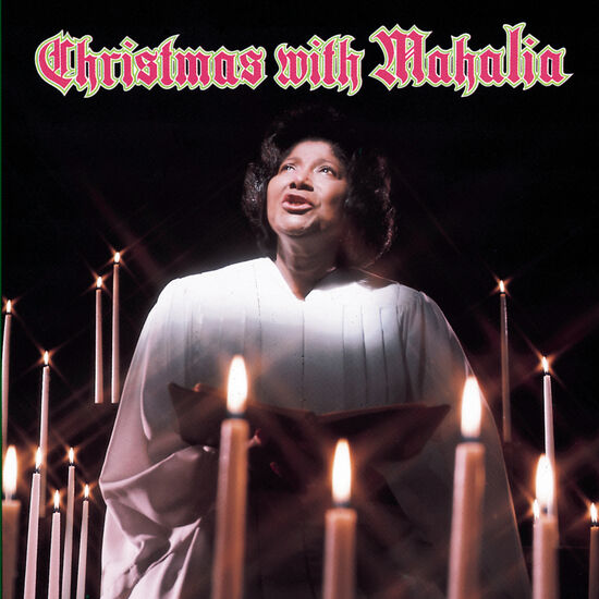 CHRISTMAS WITH MAHALIA JACKSONCHRISTMAS WITH MAHALIA JACKSON, , hi-res