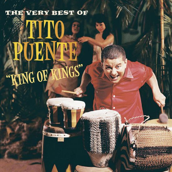 KING OF KINGS: VERY BEST OF TITO PUENTEKING OF KINGS: VERY BEST OF TITO PUENTE, , hi-res