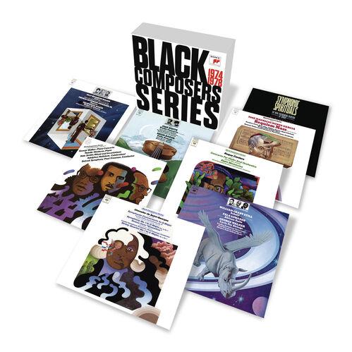 BLACK COMPOSER SERIES - THE COMPLETE ALB, , hi-res