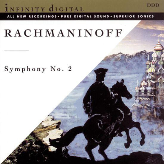RACHMANINOFF: SYM NO 2RACHMANINOFF: SYM NO 2, , hi-res