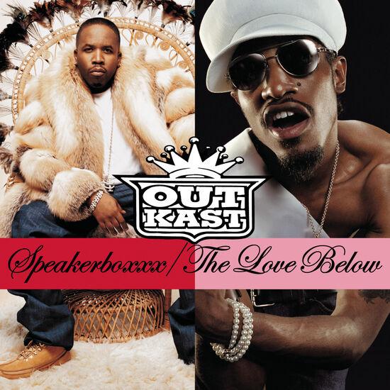SPEAKERBOXXX/THE LOVE BELOW (EDITED)SPEAKERBOXXX/THE LOVE BELOW (EDITED), , hi-res