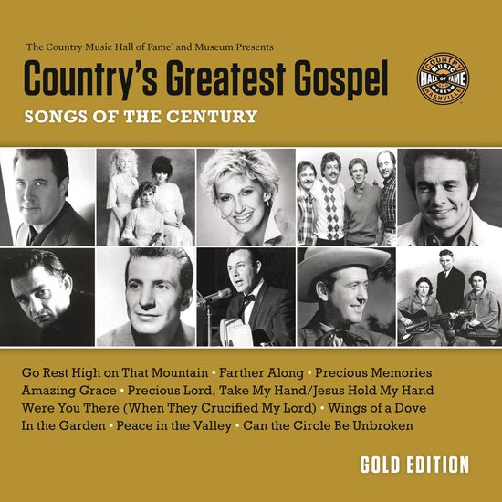 COUNTRY'S GREATEST GOSPEL SONGS OF THE CCOUNTRY'S GREATEST GOSPEL SONGS OF THE C, , hi-res
