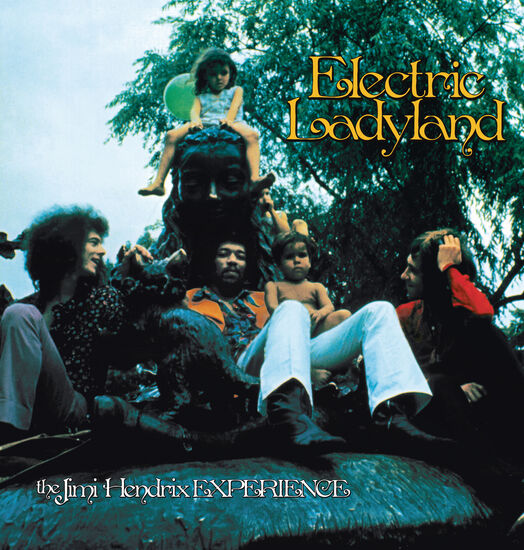 ELECTRIC LADYLAND ? 50TH ANNIVERSARY DELELECTRIC LADYLAND ? 50TH ANNIVERSARY DEL, , hi-res