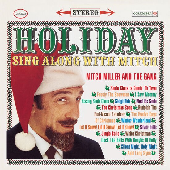 HOLIDAY SING-ALONG WITH MITCHHOLIDAY SING-ALONG WITH MITCH, , hi-res