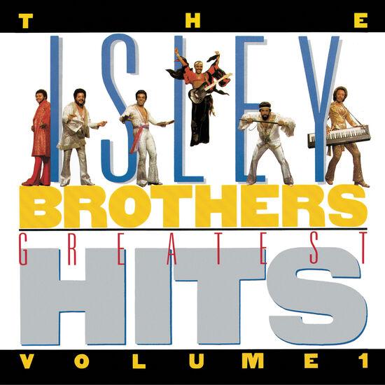 ISLEY BROTHERS GREATEST HITS, VOLUME 1ISLEY BROTHERS GREATEST HITS, VOLUME 1, , hi-res