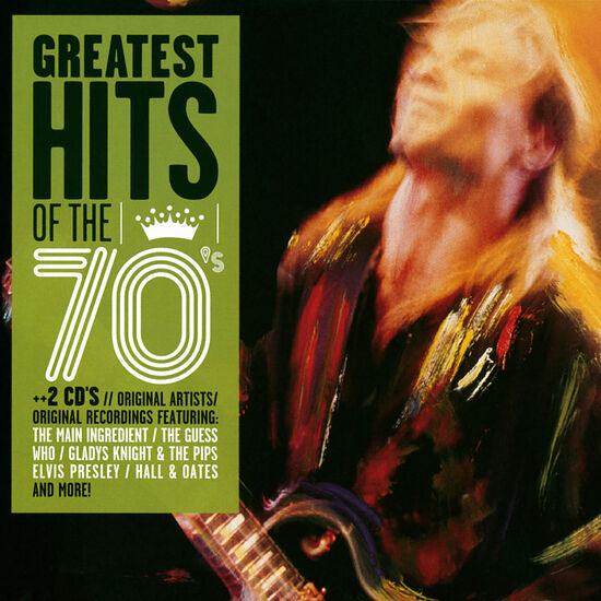GR HITS OF THE 70SGR HITS OF THE 70S, , hi-res