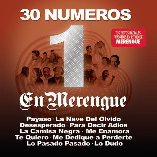 30 NUMERO 1 EN MERENGUE30 NUMERO 1 EN MERENGUE, , hi-res