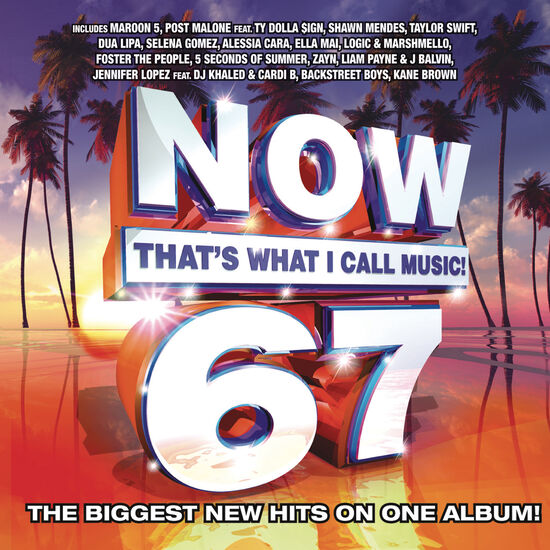 NOW THAT'S WHAT I CALL MUSIC VOL. 67NOW THAT'S WHAT I CALL MUSIC VOL. 67, , hi-res