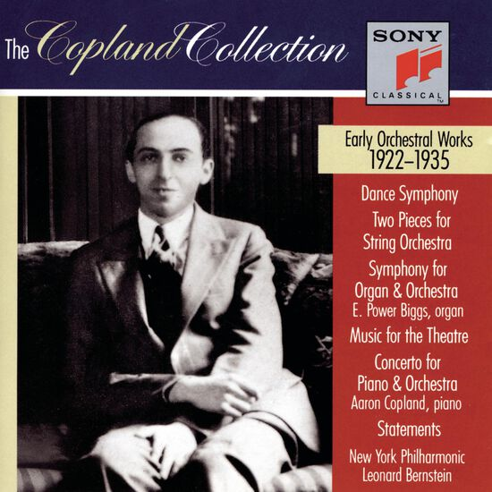 THE COPLAND COLLECTION 1922-35THE COPLAND COLLECTION 1922-35, , hi-res