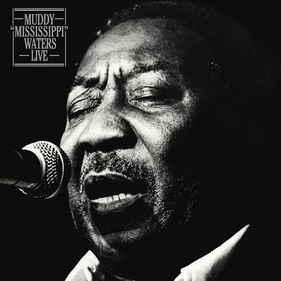 MUDDY MISSISSIPPI WATERS: LIVEMUDDY MISSISSIPPI WATERS: LIVE, , hi-res