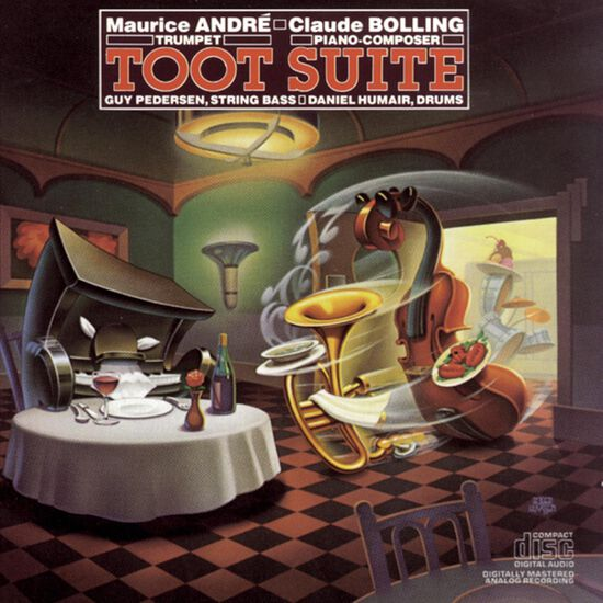 BOLLING: TOOT SUITE FOR TRUMPET & JAZZ PBOLLING: TOOT SUITE FOR TRUMPET & JAZZ P, , hi-res