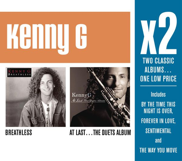 X2 (AT LAST...THE DUETS ALBUM/ BREATHLESX2 (AT LAST...THE DUETS ALBUM/ BREATHLES, , hi-res