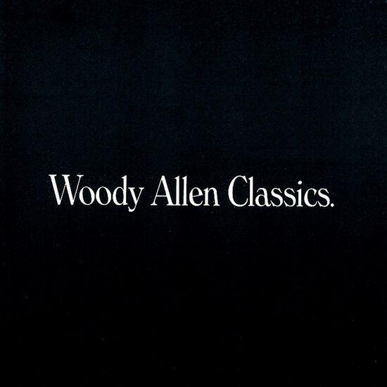WOODY ALLEN CLASSICSWOODY ALLEN CLASSICS, , hi-res