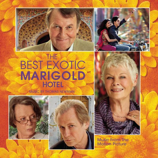 THE BEST EXOTIC MARIGOLD HOTELTHE BEST EXOTIC MARIGOLD HOTEL, , hi-res