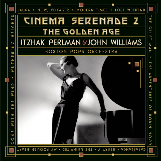CINEMA SERENADE 2: THE GOLDEN AGECINEMA SERENADE 2: THE GOLDEN AGE, , hi-res