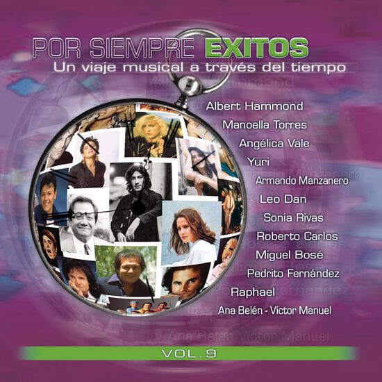 POR SIEMPRE EXITOS, VOL. 9POR SIEMPRE EXITOS, VOL. 9, , hi-res