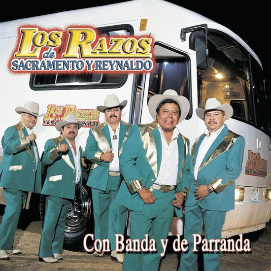 CON BANDA Y DE PARRANDACON BANDA Y DE PARRANDA, , hi-res