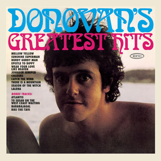 DONOVAN'S GREATEST HITSDONOVAN'S GREATEST HITS, , hi-res