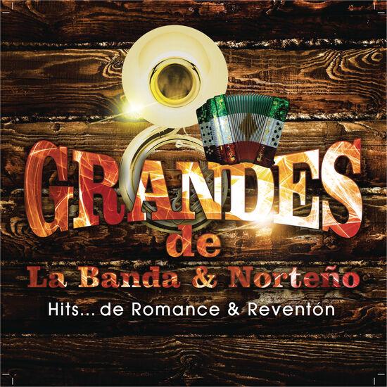 GRANDES DE LA BANDA Y NORTENO... HITS DEGRANDES DE LA BANDA Y NORTENO... HITS DE, , hi-res