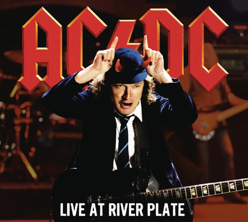 LIVE AT RIVER PLATE, , hi-res