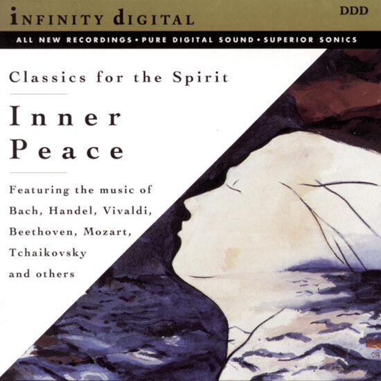 INNER PEACE-CLASSICS FOR THE SPIRT.INNER PEACE-CLASSICS FOR THE SPIRT., , hi-res