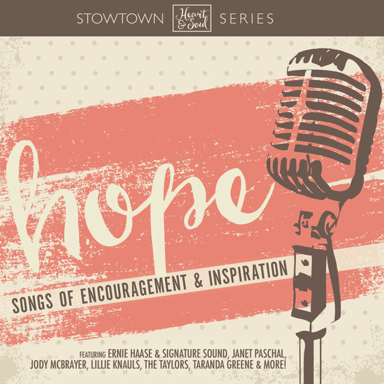 HOPE: SONGS OF ENCOURAGEMENT AND INSPIRAHOPE: SONGS OF ENCOURAGEMENT AND INSPIRA, , hi-res