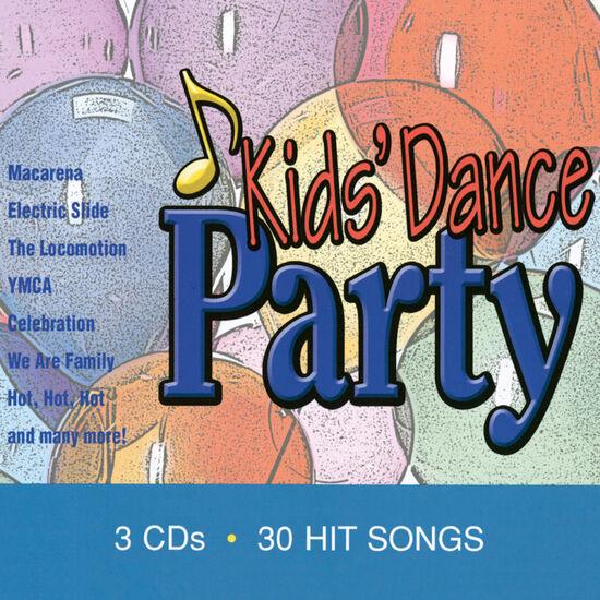 KIDS DANCE PARTYKIDS DANCE PARTY, , hi-res