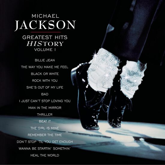 MICHAEL JACKSON: GREATEST HITS-HISTORY VMICHAEL JACKSON: GREATEST HITS-HISTORY V, , hi-res