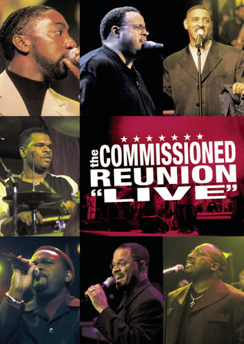"""THE COMMISSIONED REUNION - """"LIVE"""", , hi-res"""