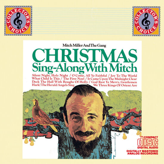 CHRISTMAS SING ALONG WITH MITCHCHRISTMAS SING ALONG WITH MITCH, , hi-res