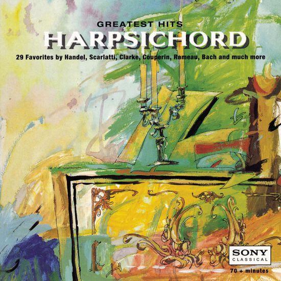 HARPSICHORDHARPSICHORD, , hi-res