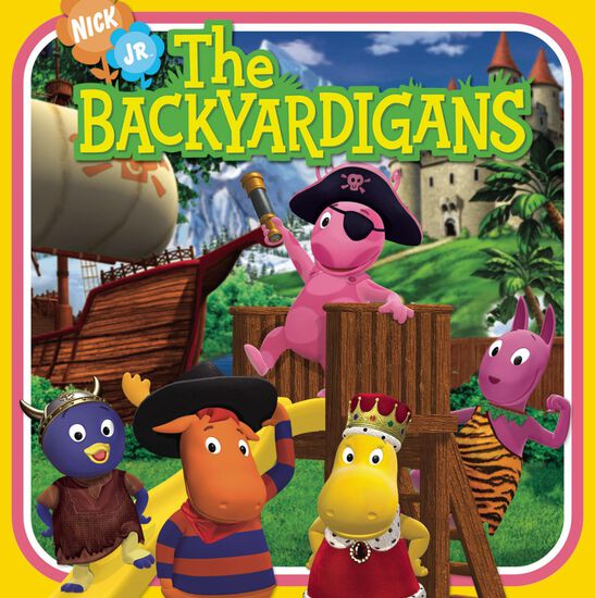 SOUNDTRACK FROM THE HIT NICK JR. TV SHOWSOUNDTRACK FROM THE HIT NICK JR. TV SHOW, , hi-res