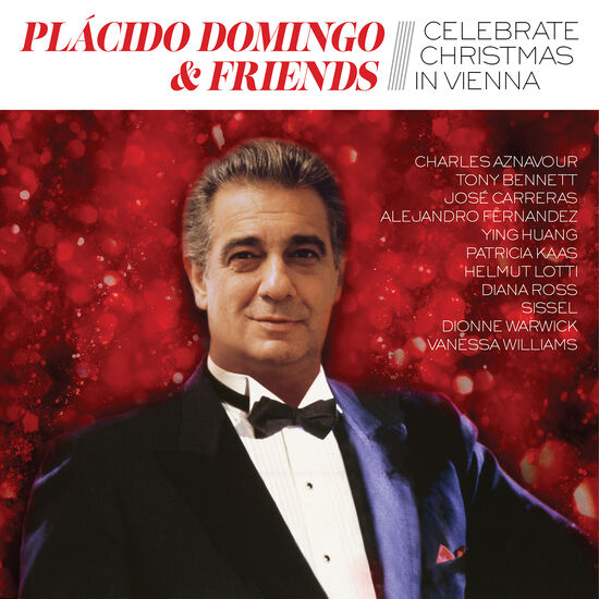 PLACIDO DOMINGO & FRIENDS CELEBRATE CHRIPLACIDO DOMINGO & FRIENDS CELEBRATE CHRI, , hi-res