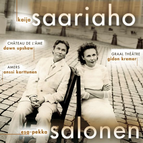 WORKS BY KAIJA SAARIAHOWORKS BY KAIJA SAARIAHO, , hi-res