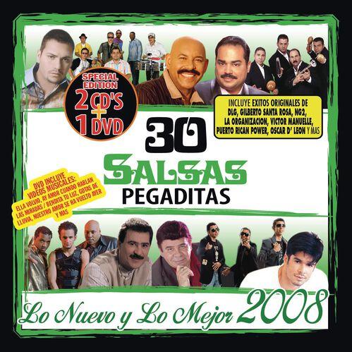 30 SALSAS PEGADITAS - LO NUEVO Y LO MEJO, , hi-res