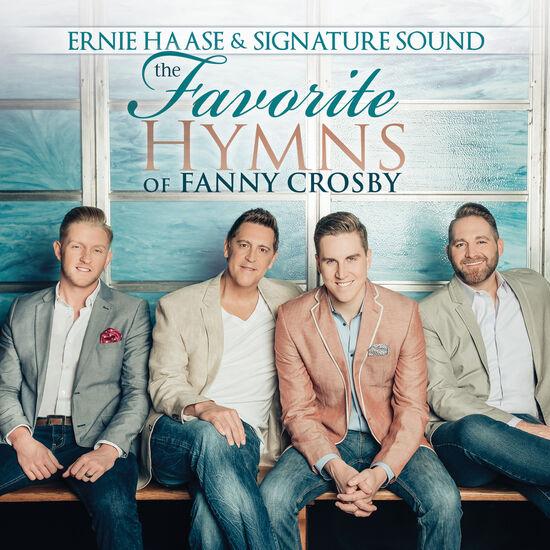 THE FAVORITE HYMNS OF FANNY CROSBYTHE FAVORITE HYMNS OF FANNY CROSBY, , hi-res