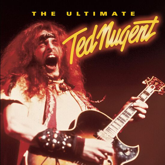 THE ULTIMATE TED NUGENTTHE ULTIMATE TED NUGENT, , hi-res
