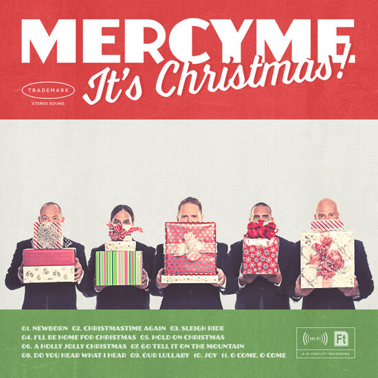 MERCYME, IT'S CHRISTMAS!MERCYME, IT'S CHRISTMAS!, , hi-res