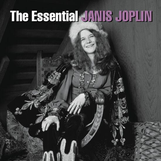 THE ESSENTIAL JANIS JOPLINTHE ESSENTIAL JANIS JOPLIN, , hi-res