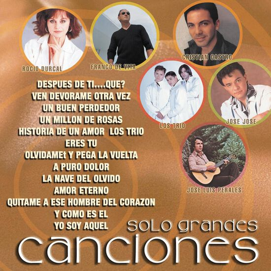 SOLO GRANDES CANCIONESSOLO GRANDES CANCIONES, , hi-res