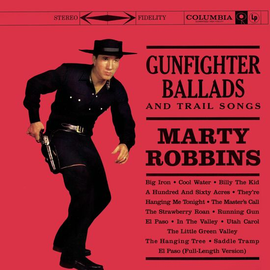 GUNFIGHTER BALLADS & TRAIL SONGSGUNFIGHTER BALLADS & TRAIL SONGS, , hi-res
