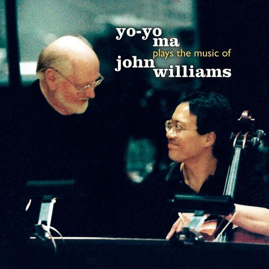 YO-YO MA PLAYS THE MUSIC OF JOHN WILLIAMYO-YO MA PLAYS THE MUSIC OF JOHN WILLIAM, , hi-res