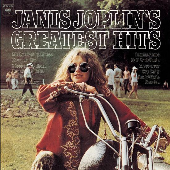 JANIS JOPLIN'S GREATEST HITSJANIS JOPLIN'S GREATEST HITS, , hi-res