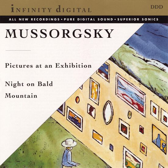 MUSSORGSKY: PICTURES AT AN EXHIBITION, NMUSSORGSKY: PICTURES AT AN EXHIBITION, N, , hi-res
