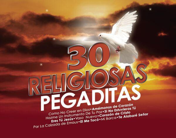 30 RELIGIOSAS PEGADITAS30 RELIGIOSAS PEGADITAS, , hi-res